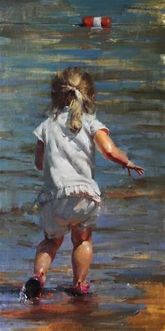 """Summer in Tahoe 2"" -   Mònica Castanys   Art&Tatucya                                                                                                                                                                                                                                                         1 Repin"