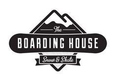Logo Design by Kinetec for snowboard shop logo - Design #1694379