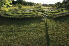 The Lure of a Labyrinth | In the Garden | In the Garden