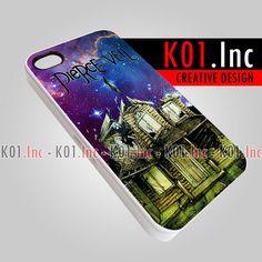 Pierce The Veil Galaxy Cover Logo  iPhone 4/4s/5 Case  by K01Inc, $15.50