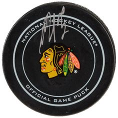 Artemi Panarin Chicago Blackhawks Fanatics Authentic Autographed Official Game Puck - $129.99