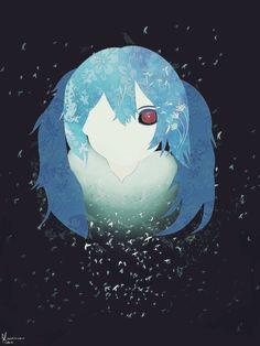 Saiko Yonebayashi (Flat Color Version) by sapphire22crown