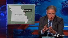 Last night Jon Stewart returned to his show after a summer vacation, and he was no-holds-barred in discussing the media's coverage of Fergus...