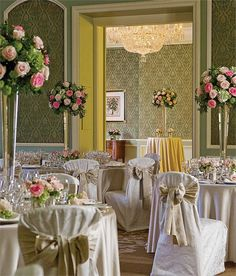 Afternoon Tea at the Four Seasons Hotel - Dublin
