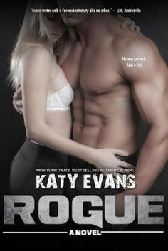 COVER REVEAL ~Rogue by Katy Evans~