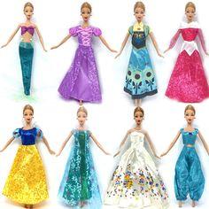 Evening dress Wedding dress Satchel Backpack Decoration DIY 5PCS