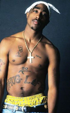 05 May 1993, Atlanta, Georgia, USA --- Tupac Shakur in Atlanta, GA. --- Image by © Chi Modu/Diverse Images/Corbis