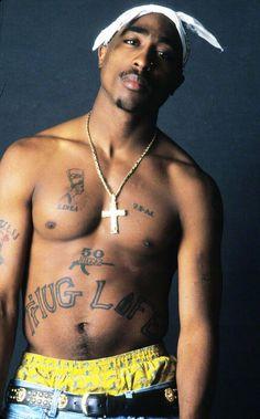 05 May 1993, Atlanta, Georgia, USA --- Tupac Shakur in Atlanta, GA. --- Image by © Chi Modu/Diverse Images/Corbis