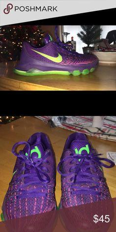 Nike kids grade school KD Basketball shoe, size 5 | Kd basketball shoes, Kd  basketball and Nike kids