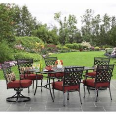 Better Homes and Gardens Dawn Hill 7pc Dining Set