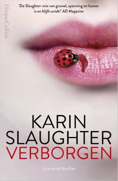 VERBORGEN, Karin Slaughter