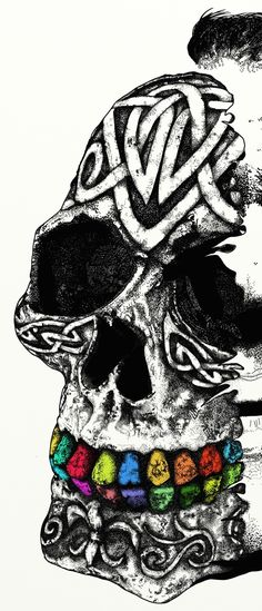 Obsessed With Skulls : Photo