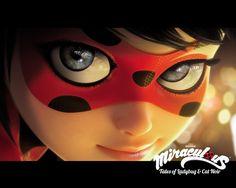 Miraculous – Tales of Ladybug & Cat Noir.