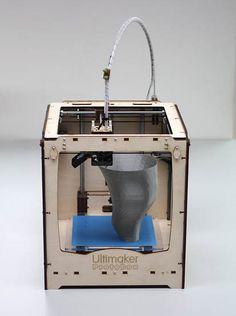 New 3D Printer, Ultimaker