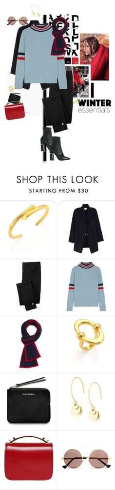 """""""Winter essentials"""" by mathilda-moo ❤ liked on Polyvore featuring Maiyet, Ann Demeulemeester, Kate Spade, The Elder Statesman, Slater Zorn, Acne Studios, Diane Von Furstenberg, Marni, Cutler and Gross and 3.1 Phillip Lim"""