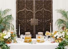 Those Doors!!! //// Photography: Rebecca Yale Photography - rebeccayalephotography.com