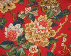 WAVERLY  Formosa (P/K Lifestyles)  $14.98 / Yard/Row  Color: Formosa - Compari