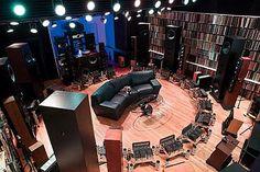 6億円を超える最強のホームシアター環境「Kipnis Studio Standard」 - GIGAZINE