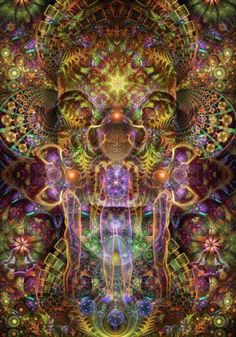 51 Best DMT images in 2017 | Mandalas, Psychedelic art
