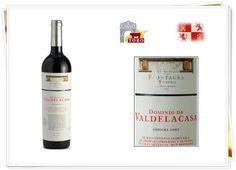 Dominio de Valdelacasa 2007 / Bodega del Palacio de los Frontaura y Victoria (D.O. Ribera del Duero)
