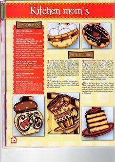 revista manualidades para la cocina