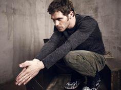 Vampire Diaries: Joseph Morgan Promo Photo