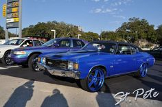 72 chevelle blue with blue similar to the bonspeed crokus wheels. Chevy Chevelle Ss, Chevrolet, Amazing Cars, Touring, Old School, Dream Cars, Wheels, Muscle, Boat