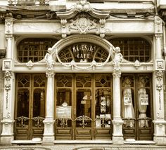 Café Majestic, Portugal by mmoracantallops.