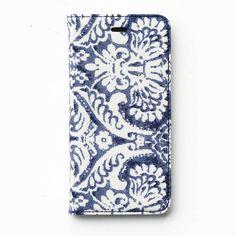 Trendy iPhone 6 Denim Paisley Diary - Blue. Bekijk deze en andere telefoonhoesjes op http://telefoonhoesjes-shop.nl