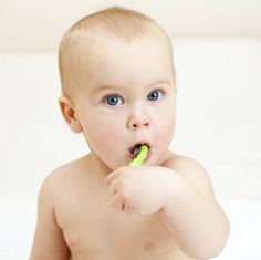 Myth – An infant doesn't need cleaning of teeth Fact – As soon as the teeth start erupting they require regular cleaning to prevent dental decay.