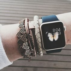 Alex and Ani + Apple Watch