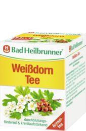 Weißdorn Tee, 8 x 2 g