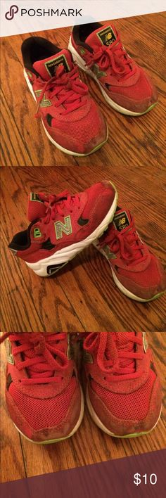 New Balances These are pre owned have some dirt marks which is pictured New Balance Shoes Sneakers