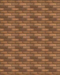 Bricks for floor or walls (print on card stock).  From www.jennifersprintables.com