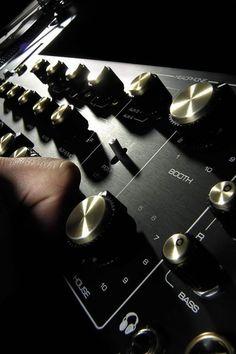 Dj Sound Mixer Smartphone Wallpaper