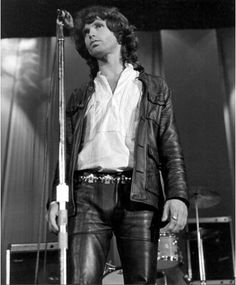 JIM MORRISON/THE DOORS - ROCK AND ROLL