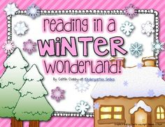 Reading In A Winter Wonderland!