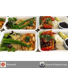 Best Healthy Food in Town!! Repost from @tastyahf - No filter needed for our TASTY colorful healthy meals!! Today's meals:  Churrasco Fajitas! Served with Black Beans Avocado and White Rice  Fresh Basil-Tomato Chicken Breast Quinoa and Asparagus  Don't miss out on the best healthy food in town. Call/text to order your lunch special tomorrow before 11 am !  Visit our website to see tomorrow's menu.  http://ift.tt/1Qcqk4V  #steak #fajitas #Mexican #healthy #chicken #basil #tomato #avocado…