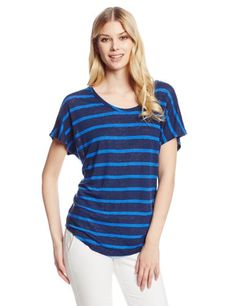 Bobi Women's Linen Stripe Scoop Neck Top, Marina/Nitrogen, Large Bobi http://www.amazon.com/dp/B00HRUG0I2/ref=cm_sw_r_pi_dp_c.oKub01EPXCZ