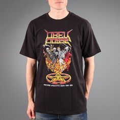 Obey Apocalyptic Death Tour T-Shirt