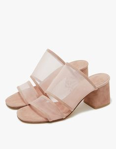Creatures Of Comfort / Malu Heel in Rose