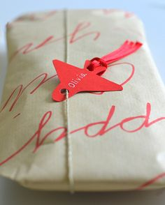"""willowday: GIFT WRAP SERIES: AIR MAIL #15 Plane with """"trail"""" behind it - so cute!"""