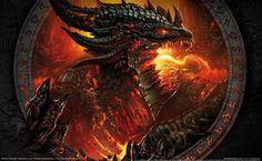 World Of Warcraft  dragon HD Wallpaper