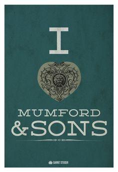 Mumford & Sons!