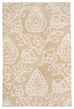 Cochin Dhurrie 6x9Rug - eclectic - rugs - Calypso St. Barth