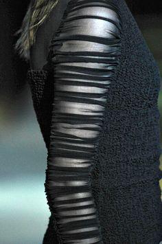 ALEXANDER WANG, AW12. Black Dress #2dayslook #ramirez701 #BlackDress www.2dayslook.com