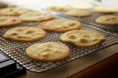 """subway"" White Chocolate Macadamia Nut Cookies have to make these for the weekend!"