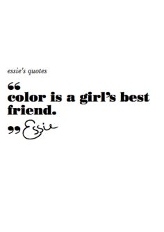 Go for colors!!!