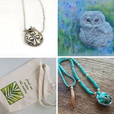 Items Of The Week: Nature I Etsy Christmas In July