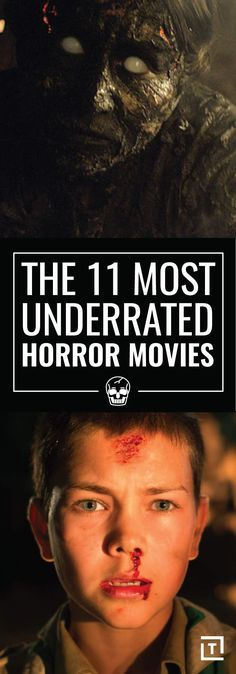 Unusual and underrated horror films you may not have seen before.